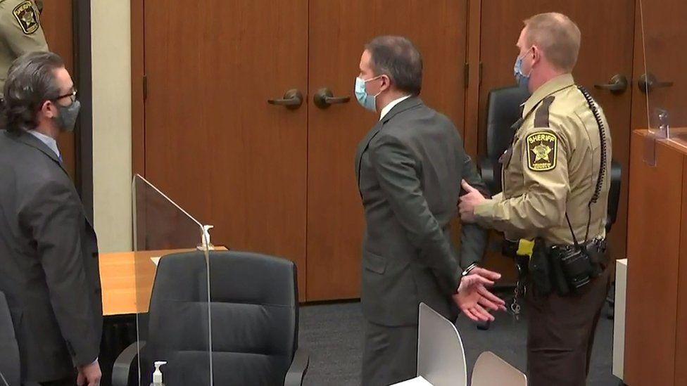 Derek Chauvin guilty of murder