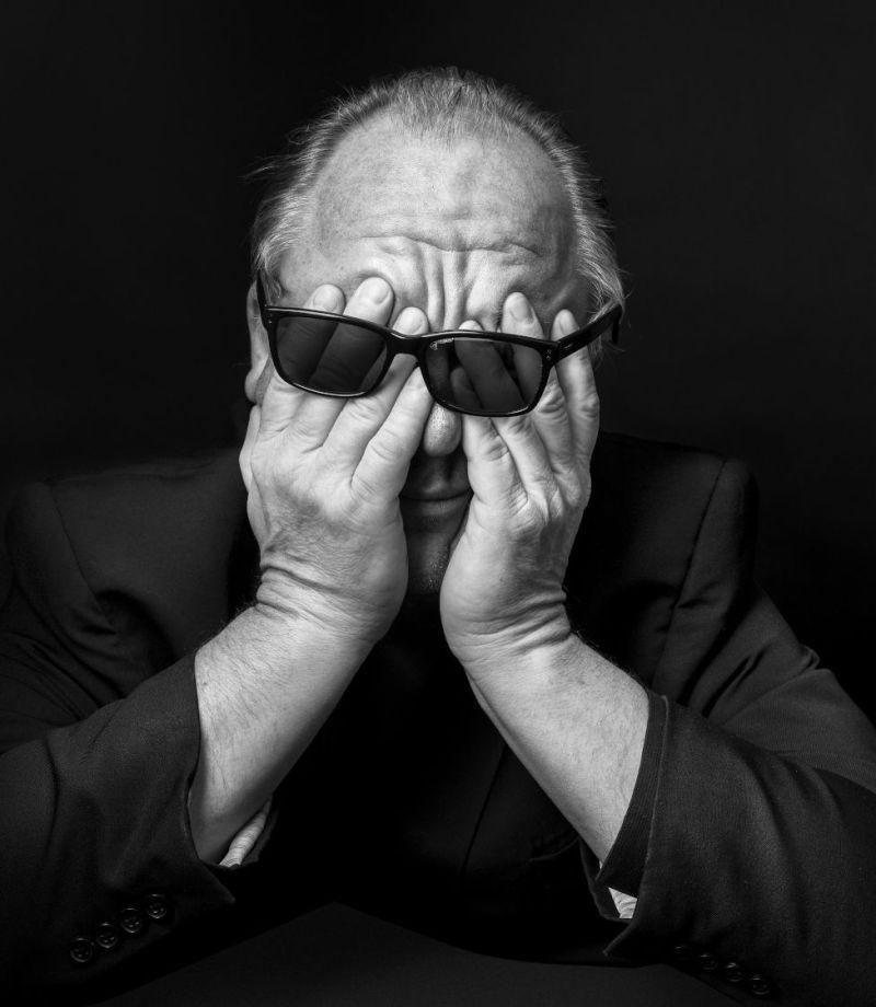 Vocalista da banda Pixies Black Francis