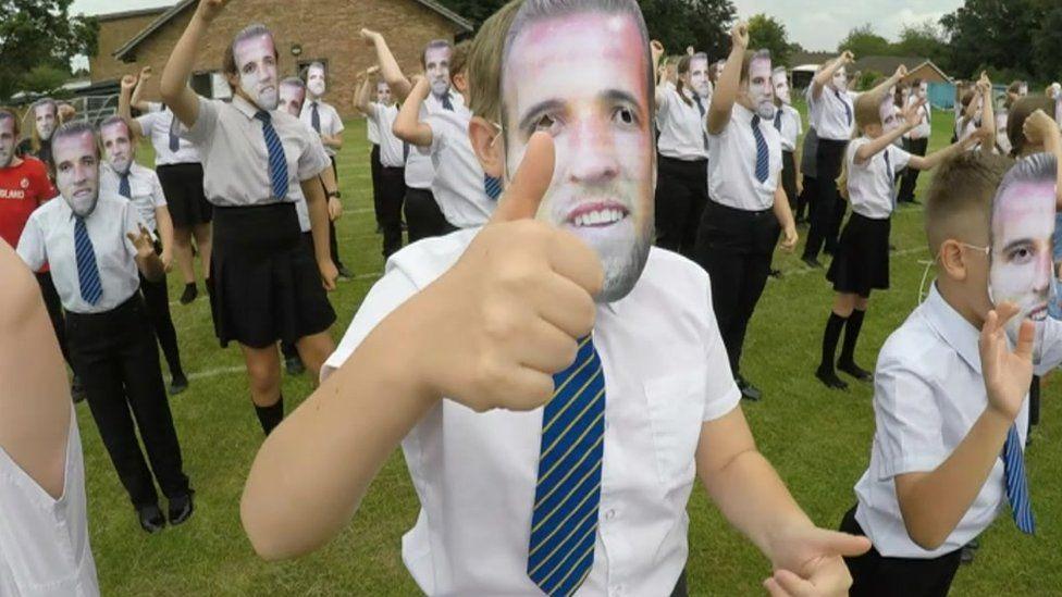 England reach Euro 2020 final: School renames itself after Harry Kane