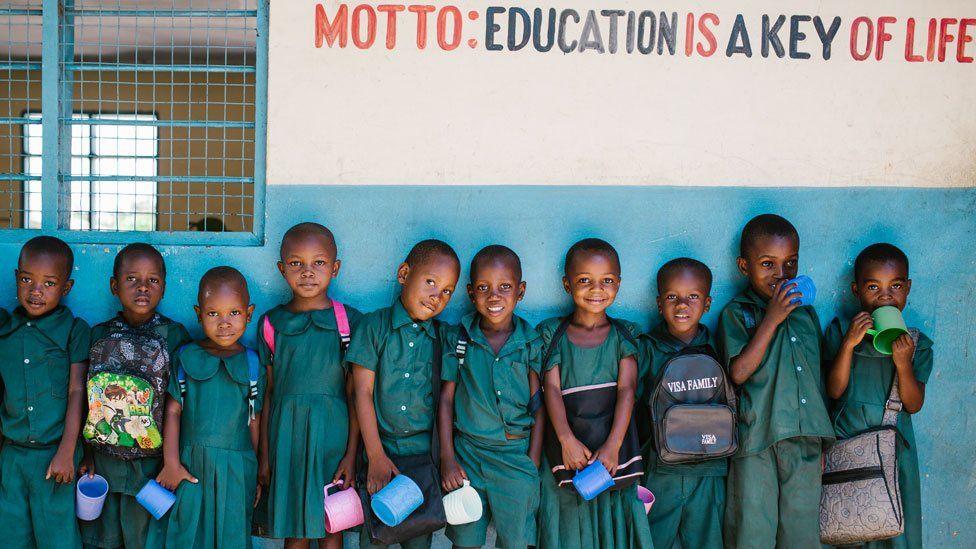 Financiamiento de la educación global