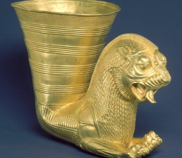 Rhyton 500-330 BC