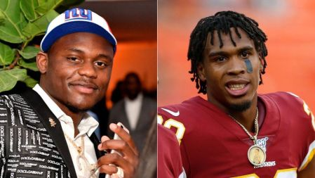 Warrants Issued for Giants' Deandre Baker and Seahawks' Quinton Dunbar for Allegedly Robbing Partygoers at Gunpoint