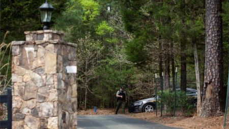 Phillip Adams: South Carolina Shooting Suspect Named As Former NFL Player -  BBC News