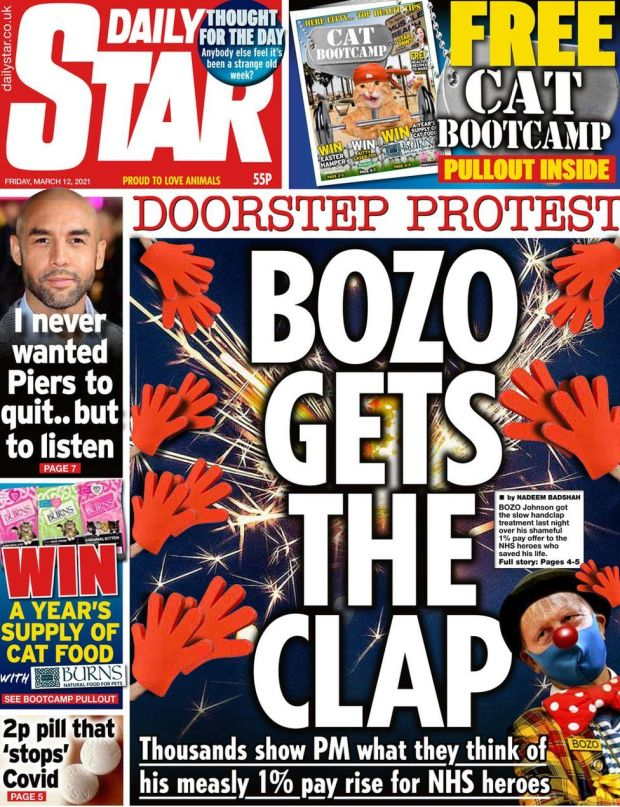 The Daily Star 12 March