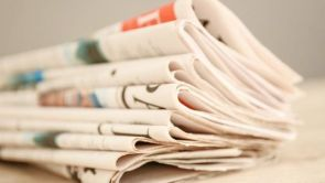 Coronavirus: How a pandemic changed our newspaper industry - BBC News