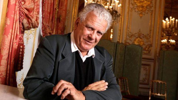 Image shows Olivier Duhamel in 2019