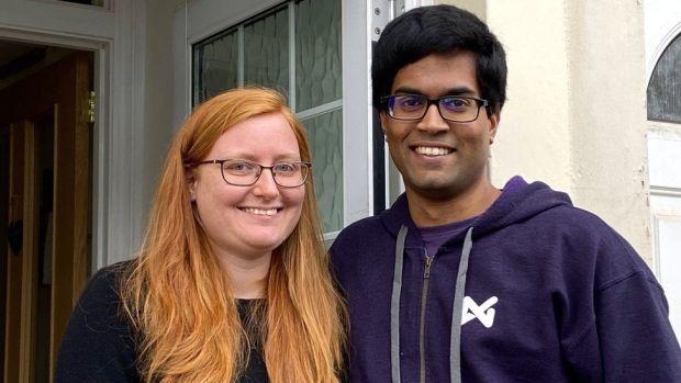 Henry and Anna Mohanraj