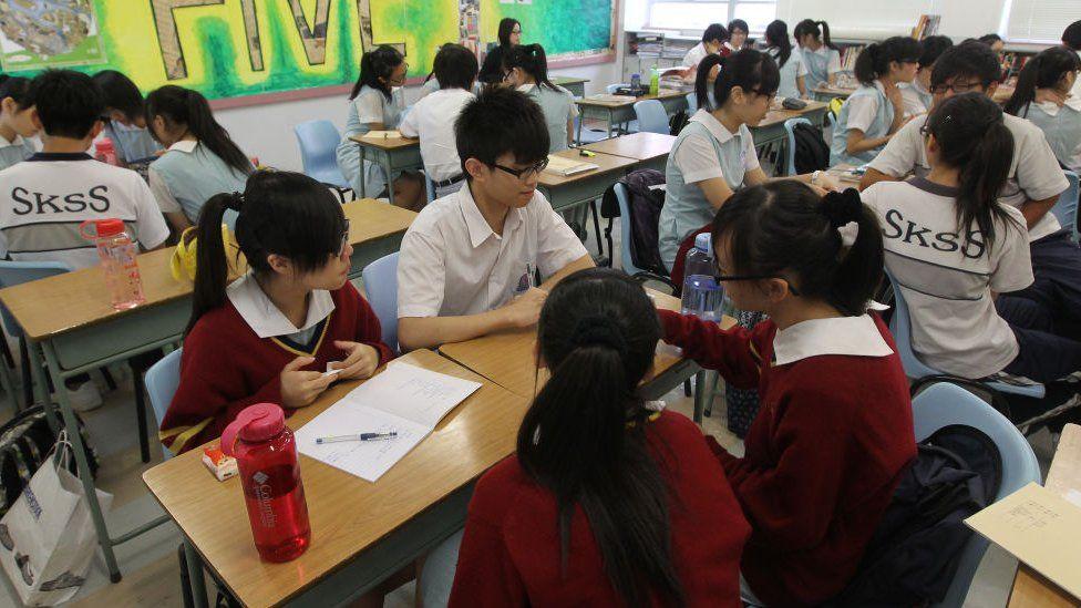 2009年,通识科成为高中必修科目。