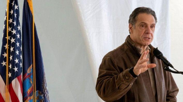 New York Governor is a high-profile Democratic politician