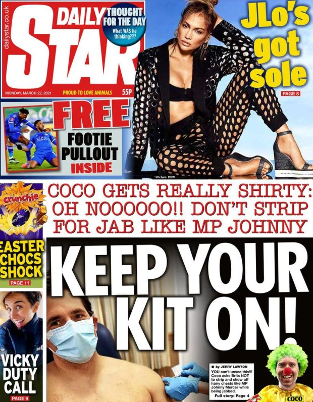 The Daily Star 22 March