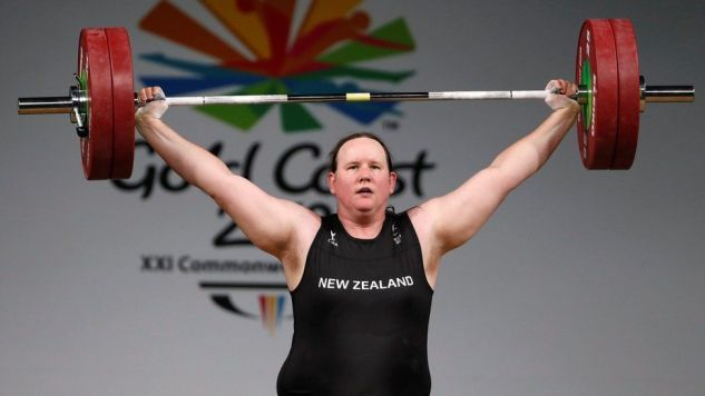 Laurel Hubbard: First transgender athlete to compete at Olympics - BBC News