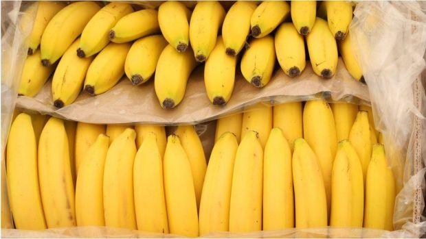 Box of bananas