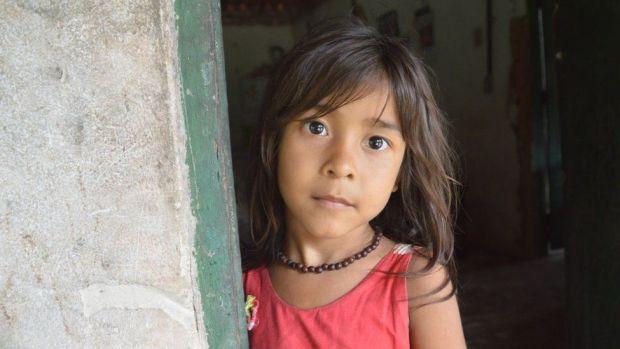 An Awa girl in 2014