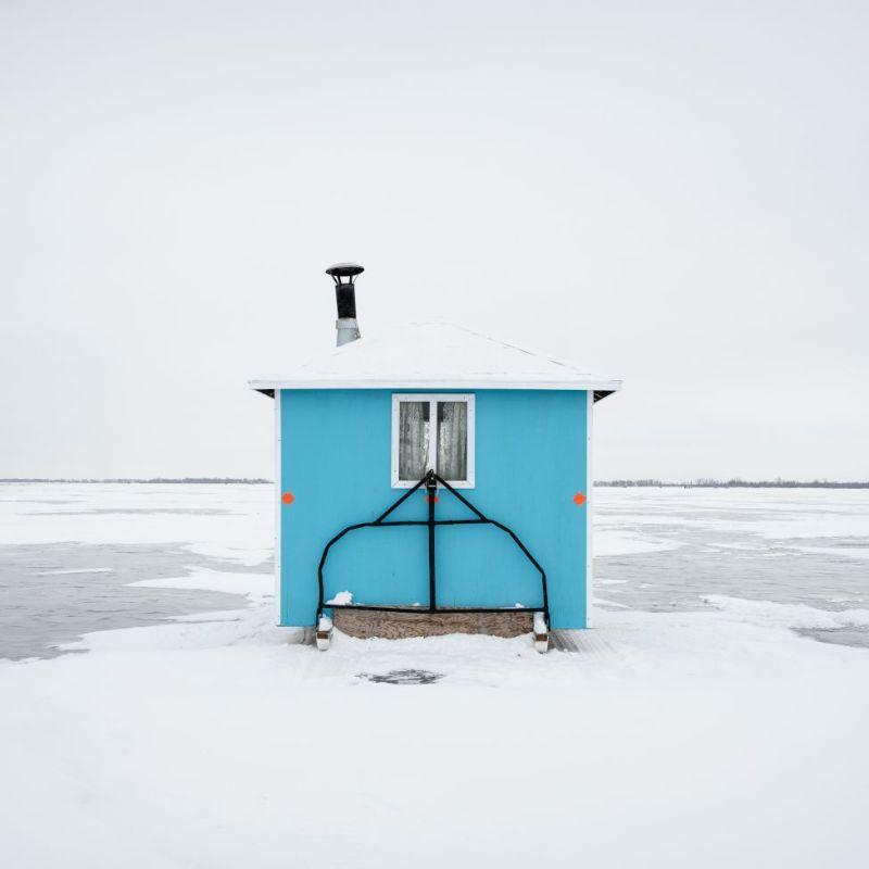 Cabana de pesca