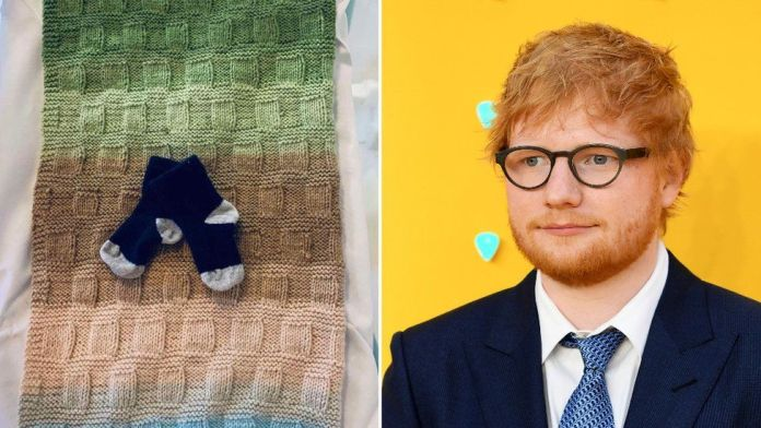 Ed Sheeran and his Instagram post