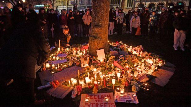Bristol vigil