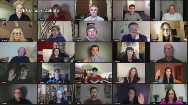virtual audience