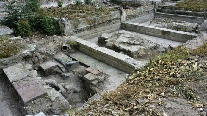 House from the 16th Century uncovered in Mexico City