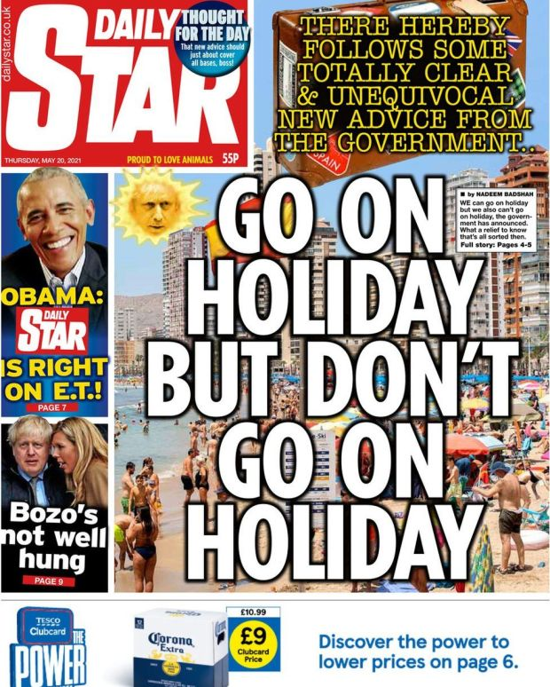The Daily Star 20 May