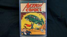 _117877125_mediaitem117877124 Record Breaker: Action Comics #1 Sells for $3.25 Million!