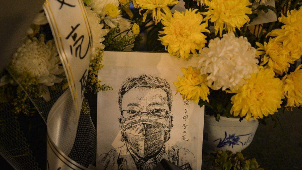 A Li Wenliang tribute