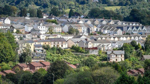 Merthyr Tydfil housing