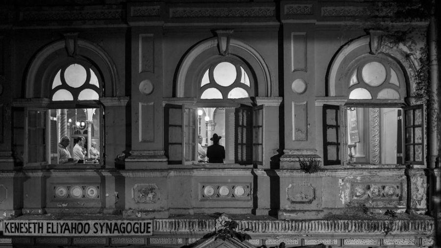 A synagogue in Mumbai