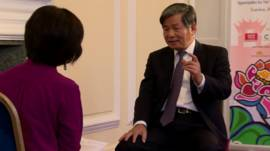 Bộ trưởng Kế hoạch Đầu tư Bùi Quang Vinh
