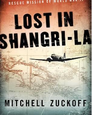 Portada del libro Perdidos en Shangri-La