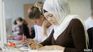 Estudiantes extranjeros en Alemania
