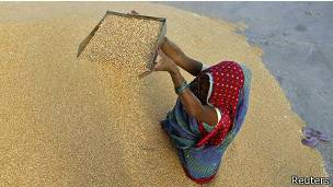 किसान महिला, भारत