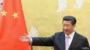 Presidente de China Xi Jinping