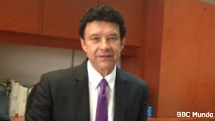 José Luis Carazo, secretario de Trabajo de la CTM