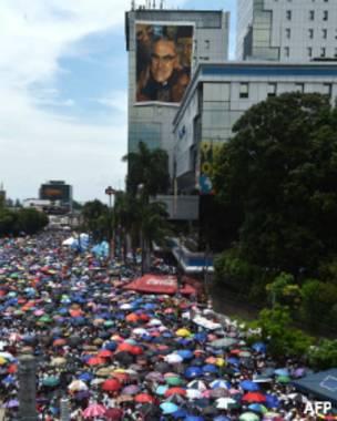Beatificación de Óscar Romero