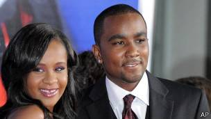 Bobbi Kristina y Nick Gordon