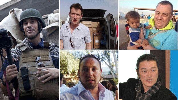 Жертвы ИГ