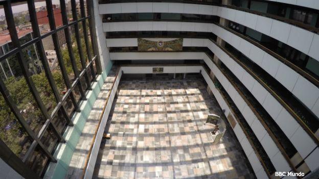 Sede de la CTM en Ciudad de México