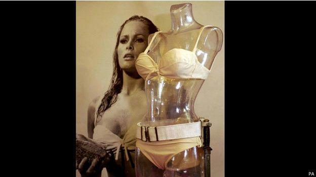 El famoso bikini que llevó Ursula Andres en
