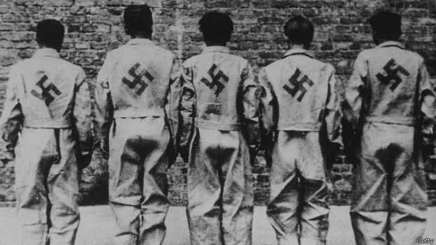 Prisioneros alemanes