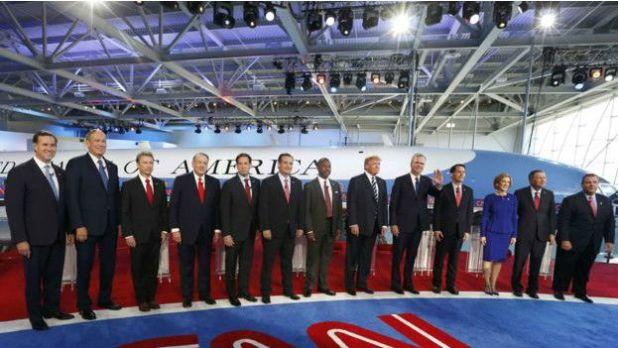 Candidatos republicanos