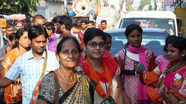 भाजपा कार्यकर्ता, भागलपुर
