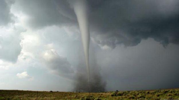 أكثر الأماكن تعرضا للرياح والعواصف في العالم Bbc News Arabic