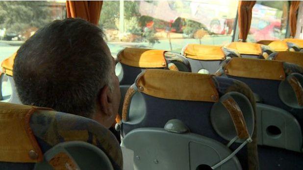 Autobús en Afganistán