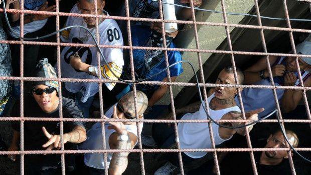 Niñas reclutadas por maras en Honduras
