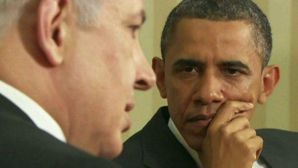 Netanyahu, Obama