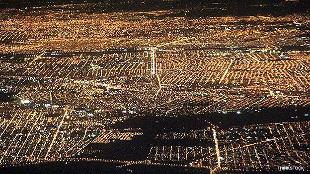 Buenos Aires de noche
