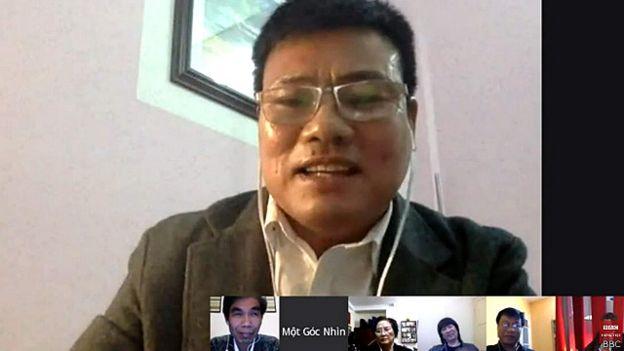 Nhà báo, blogger Trương Duy Nhất