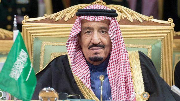 Salmán bin Abdulaziz, rey de Arabia Saudita