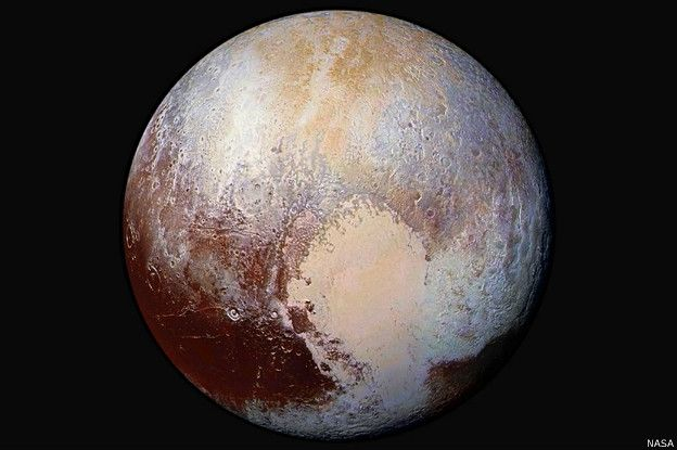 Corazón de Plutón