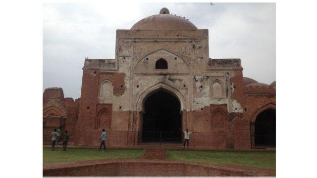 बाबर की मस्जिद